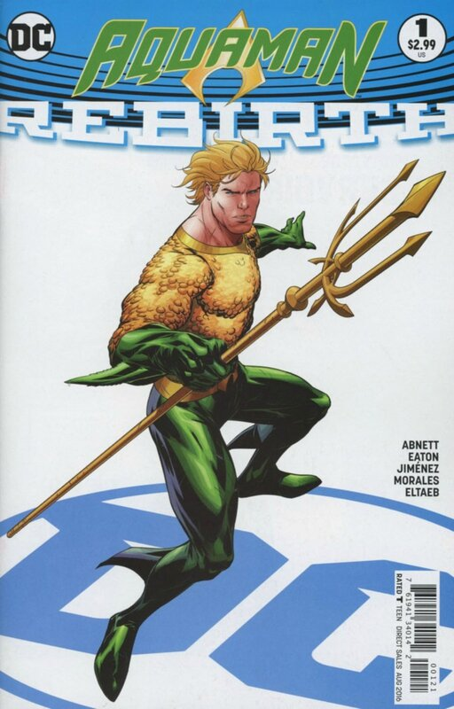 rebirth aquaman rebirth variant