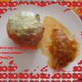 Filet de rouget et tomate provençale