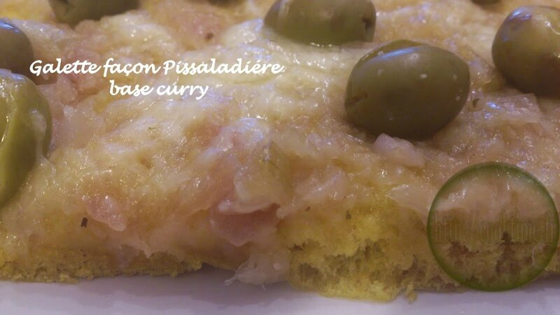 galette facon pissaladiere curry 3