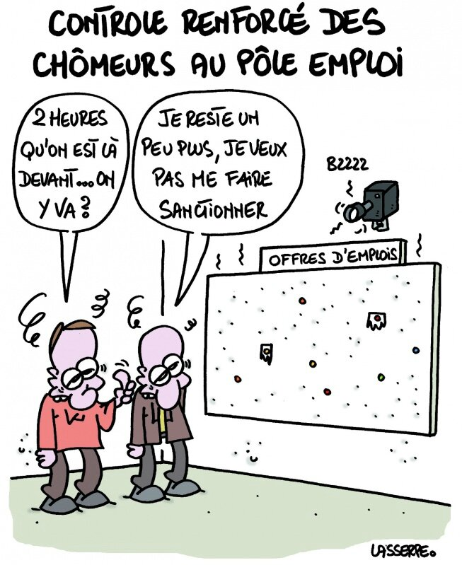 ps hollande ump chomage humour