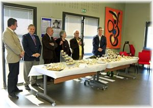 Expo02 - Jean Labellie prend la parole
