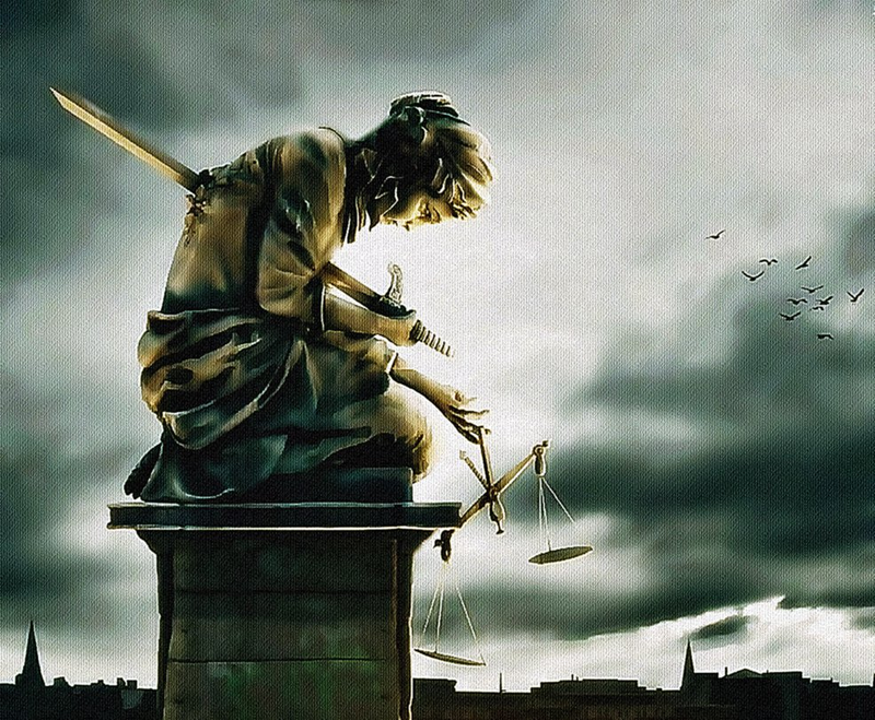 Justice assassinée