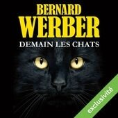 Roman audio: Demain les chats