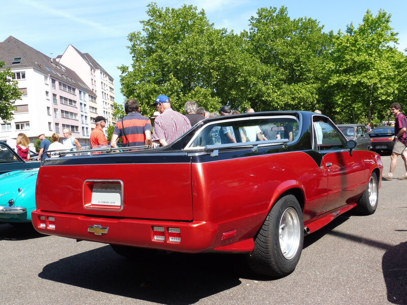CHEVROLET el Camino SS 2door pick-up 1978 Strasbourg (2)