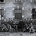Mitrailleuses 2e bataillon