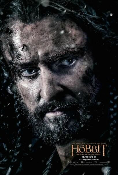 Thorin The Hobbit The Battle of the five armies