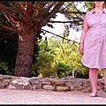 Une deuxième robe bruyère