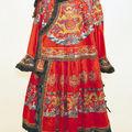 Robe officielle de l'empereur jiaqing 1796-1820