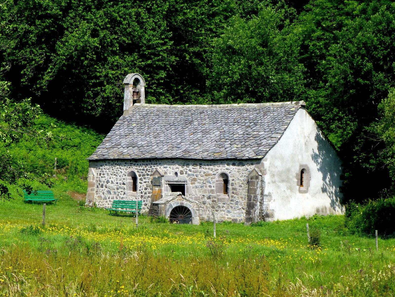 chapelle de la Villetour à Besse