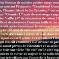 Description de la victime