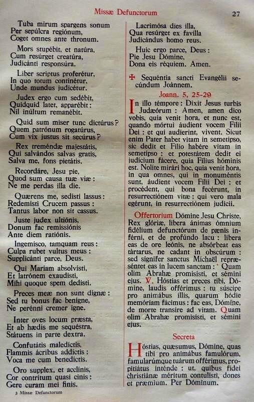 027 0263 - BLOG - Missae Defunctorum - 2013 08 07
