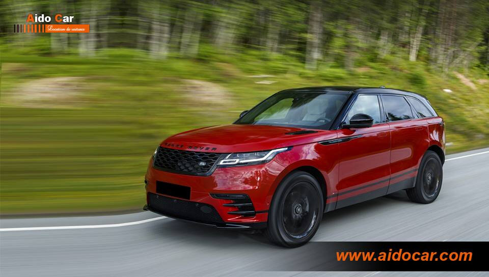 location range rover velar r dynamic casablanca aido car casablanca location de voiture de. Black Bedroom Furniture Sets. Home Design Ideas