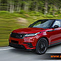 Location range rover velar r dynamic à casablanca