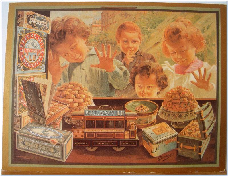 LU - Vincent Bocchino - Affiche 1900