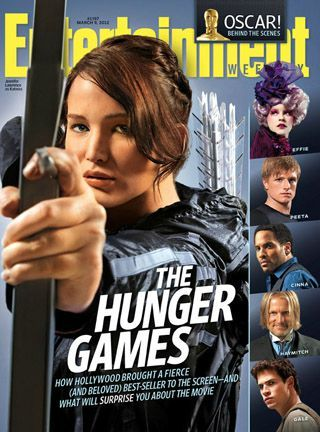 EW Hunger Games