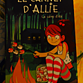 Le carnet d'allie 8 - le camp d'été