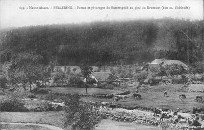 Fellering_Ramerspach_1914_1918