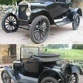 FORD - T Runabout - 1923