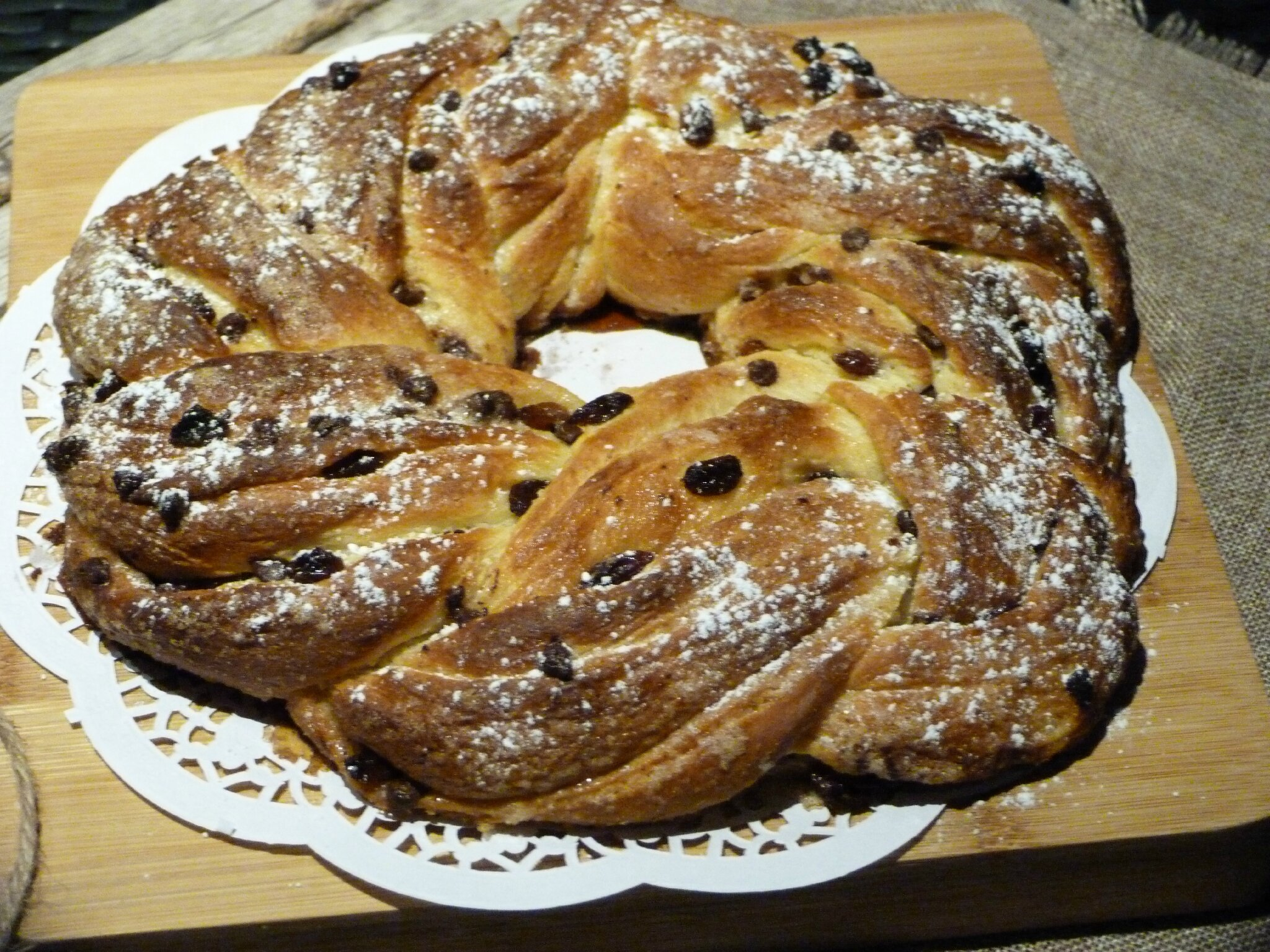 "ღ "" Miam "" Kringle Estonien { brioche germanique }"