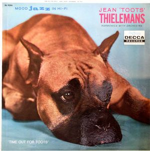 Toots_Thielemans_Harmonica_With_Orchestra___1958___Time_Out_For_Toots__Decca_