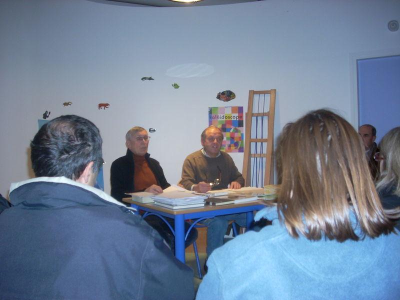 Causerie historique (2008)