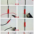 Pandahall collection - tutoriels de bracelet