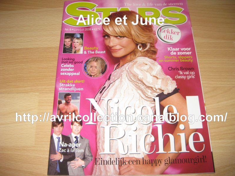 Stars Magazine (juin-juillet 2008)