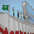 Élire l'arabie saoudite au conseil des droits de l'homme, c'est comme nommer un pédophile directeur d'école...