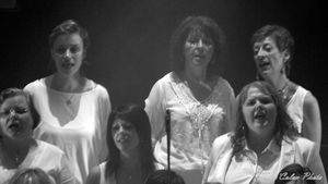 Pascale, Murielle, Marie-Christine, Isabelle, Cindy