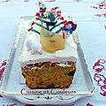 Christmas butternut cake
