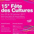 a la Fête des Cultures 2011