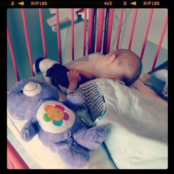 Aujourd'hui cela fait un an que l'on a sauvé mon bébé