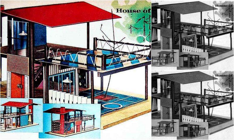 la maison du futur ribambelles ribambins. Black Bedroom Furniture Sets. Home Design Ideas
