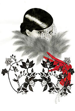 La_Belle___Dior_Illustrated