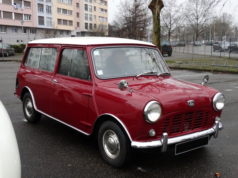 AUSTIN MINI Estate Strasbourg (1)