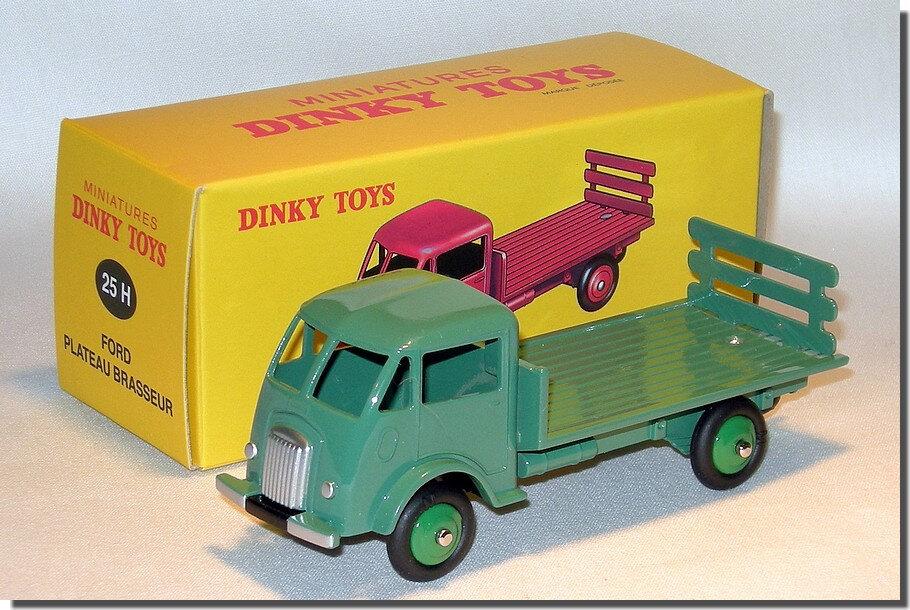 17 Dinky Atlas Ford plateau brasseur A 1