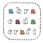 logo abracadacraft blog
