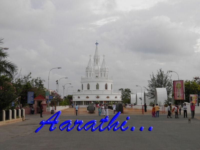 Nadu Thittu Church, Velankanni