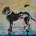 Peintures de mon chien