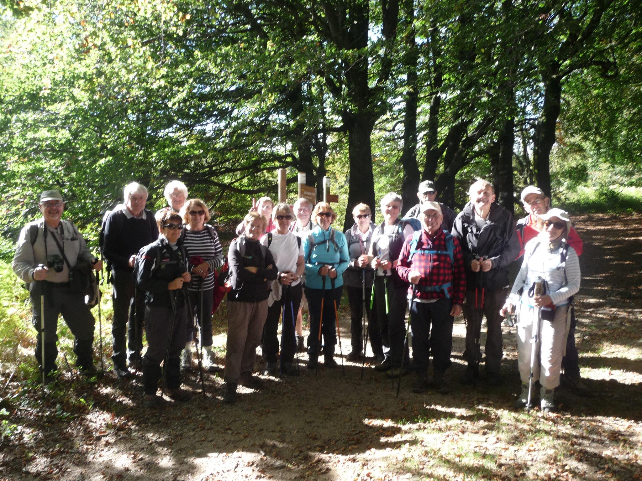 Escapades d'automne ensoleillées dans le Haut Languedoc et en Aubrac