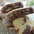 Biscuits ou sables aux amandes et jus de citron