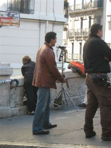20 novembre 06 tournage avec Dany Briant (6)