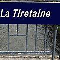 Cours d'eau : La Tiretaine