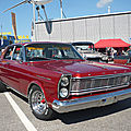 FORD Galaxie 500 4door Sedan 1965 Sinsheim (1)