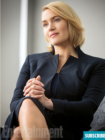 Kate Winslet as Jeannine Divergent movie