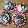 Broches japonisantes