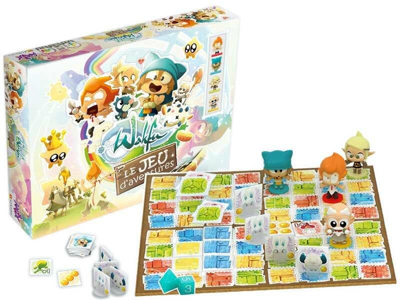 Boutique jeux de société - Pontivy - morbihan - ludis factory - Wakfu le jeu d'aventures