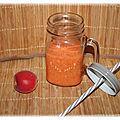 Smoothie pastèque abricots