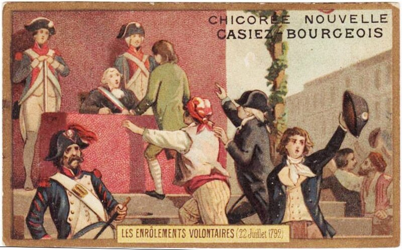 Volontaires 1792