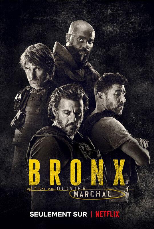 Bronx Affiche